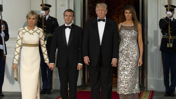 Comment faire aimer la nourriture française à Donald Trump? La tactique du couple Macron dévoilée, un an après