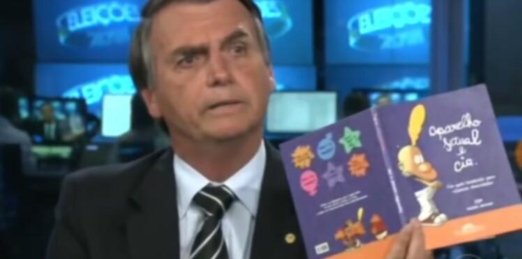 Le nouveau président brésilien, Jair Bolsonaro, étrille le héros pour enfants Titeuf (ce n'est pas une blague)