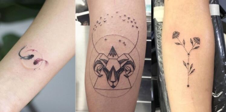 Tatouages : 20 idées inspirées de votre signe astrologique