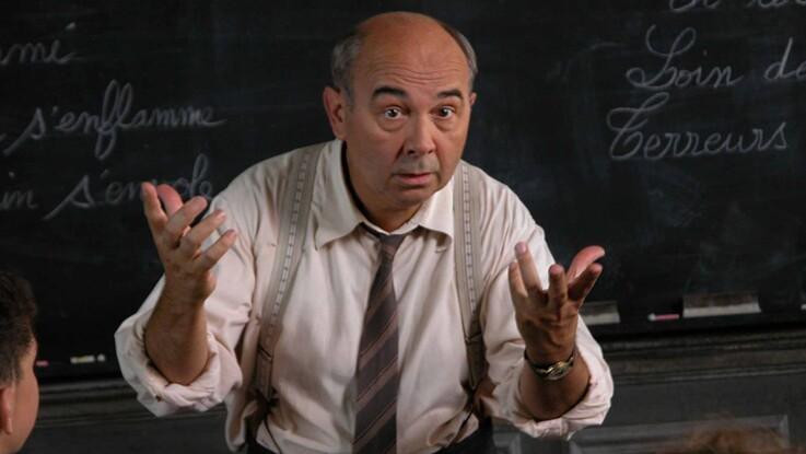 """Gérard Jugnot révèle avoir tourné certaines scènes du film """"Les Choristes""""... en slip !"""
