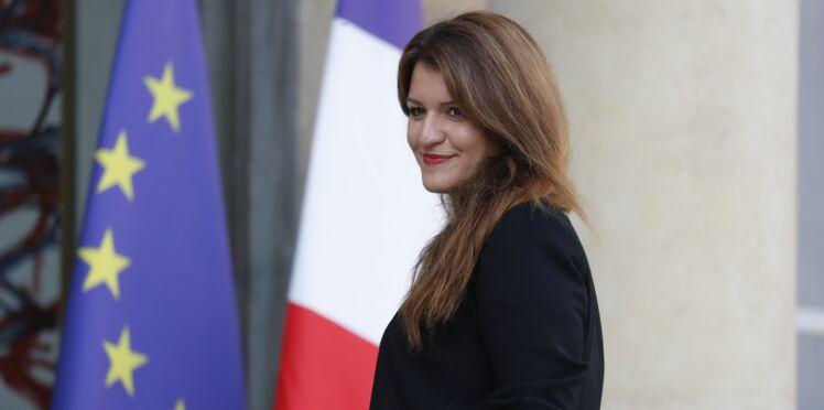 PHOTOS - Marlène Schiappa fait don de ses cheveux pour la bonne cause