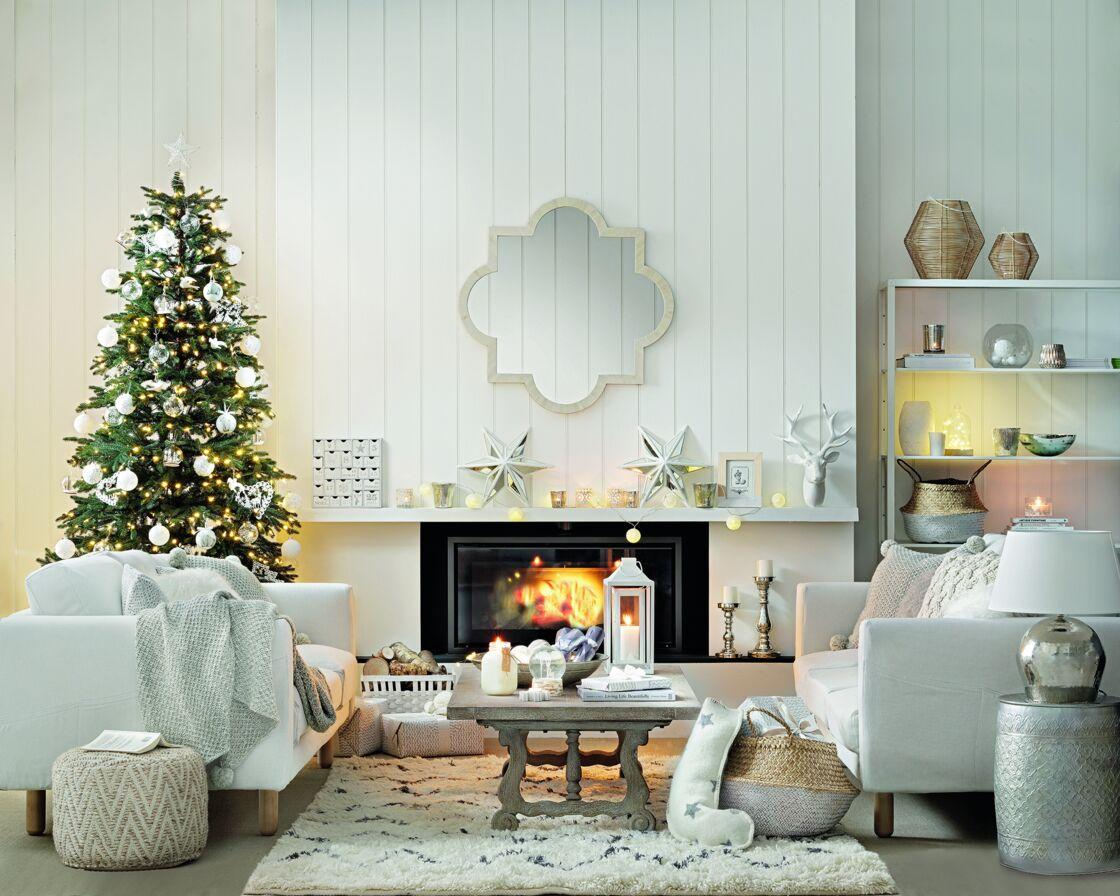 tendance d co no l 2018 quel style adopter femme actuelle le mag. Black Bedroom Furniture Sets. Home Design Ideas