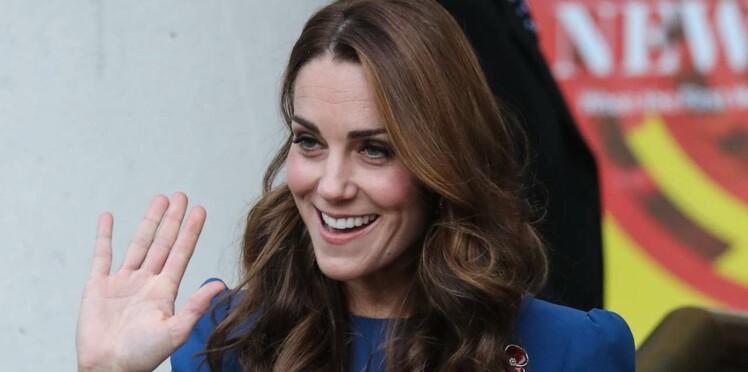 PHOTOS – Kate Middleton rayonnante pendant une visite en solo de l'Imperial War Museum
