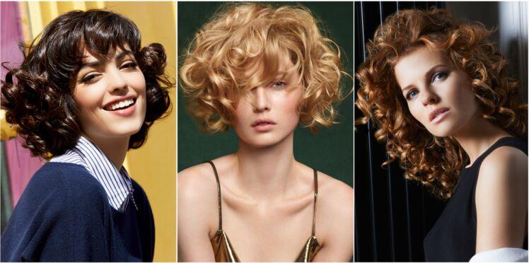6 coupes pour cheveux bouclés qui rajeunissent