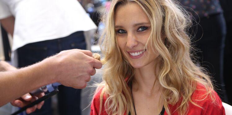 Ilona Smet abandonne ses cheveux blonds et craque pour une nouvelle couleur