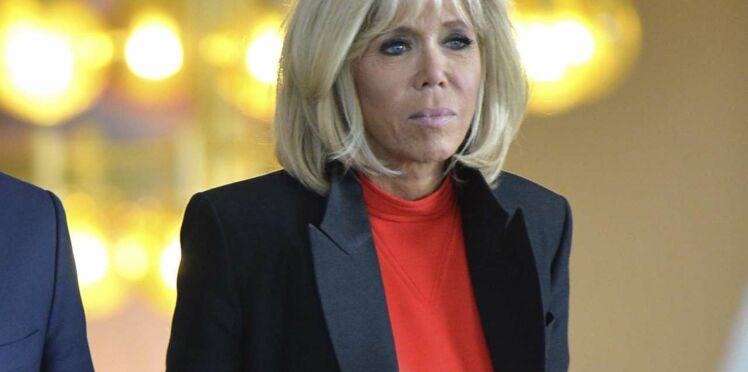 """Pour la presse britannique, Brigitte Macron est une """"star de cinéma"""""""