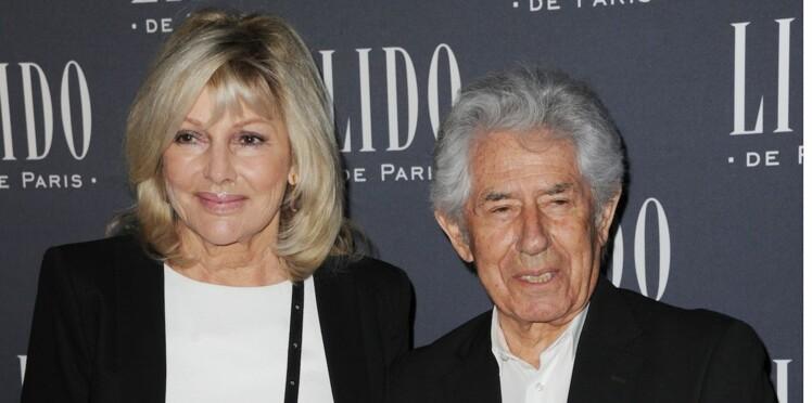 Dans les derniers mois de son mari Philippe Gildas, Maryse a fait preuve d'une dignité sans faille
