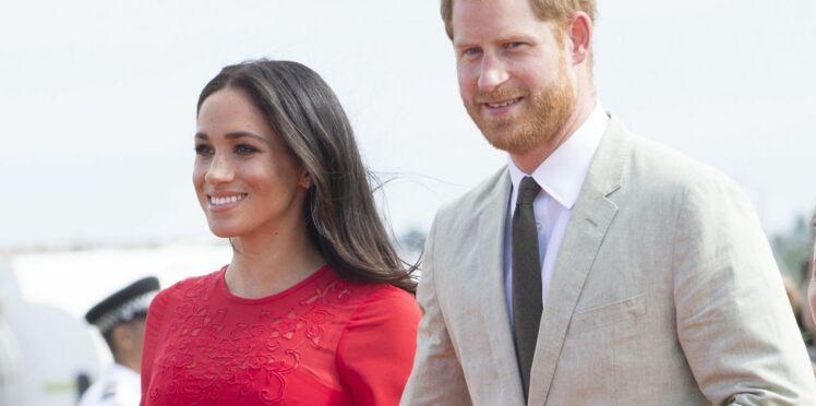 Un nouveau geste plein de tendresse de la part du prince Harry pour son épouse enceinte Meghan Markle