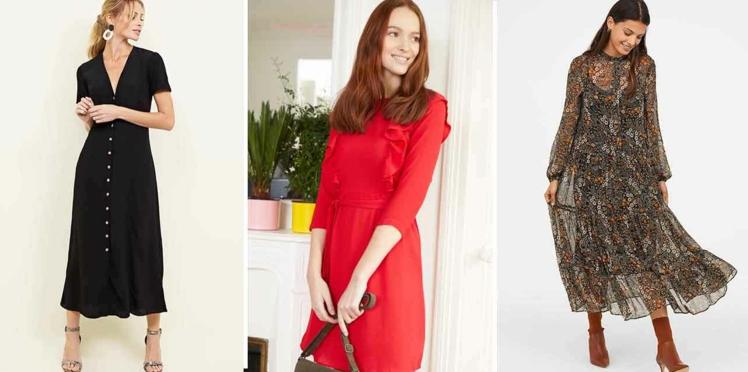 20 robes à prix mini pour un maxi effet !