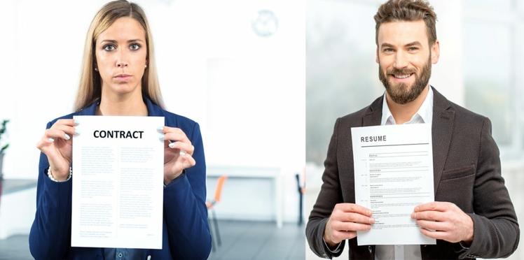 Discrimination à l'embauche: les femmes perdantes dès l'envoi du CV