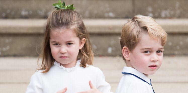 Découvrez comment la princesse Charlotte et le prince George appellent le prince Charles