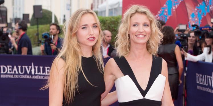 Photo - Découvrez le secret d'Alexandra Lamy et sa fille Chloé pour avoir une jolie peau
