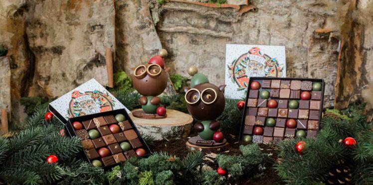 Chocolat de Noël : sélection des meilleurs pour 2018