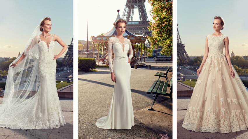 Robes de mariée : la collection Pronuptia 2019