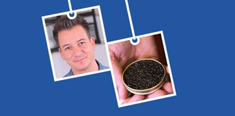 Le caviar : les astuces de Nicolas Rieffel