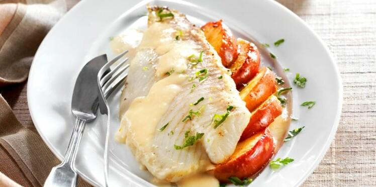Barbue et grondin rouge : deux poissons originaux à cuisiner pour Noël