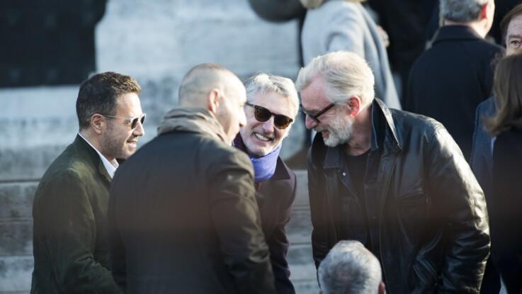 Obsèques de Philippe Gildas : comment Antoine de Caunes a réussi à lui rendre un dernier hommage plein d'humour