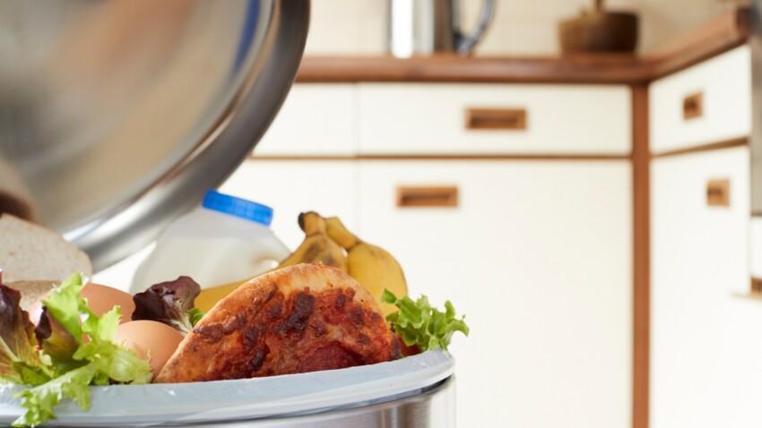 5 applis pratiques contre le gaspillage alimentaire