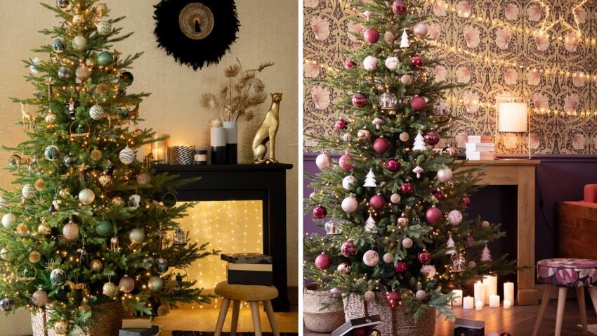 Nos idées futées pour un sapin de Noël vraiment original