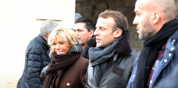 Emmanuel Macron: la jolie escapade romantique offerte à Brigitte