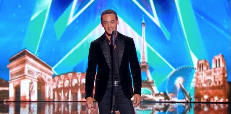La France a un incroyable talent : Jean-Baptiste Guegan, le sosie vocal de Johnny Hallyday, a ému le jury aux larmes
