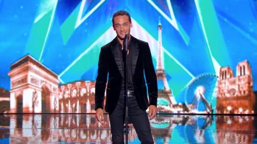 La France a un incroyable talent : Jean-Baptiste Guegan, le sosie vocal de Johnny Hallyday, a ému le jury aux larmes