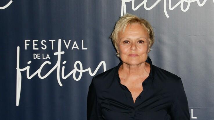 """Muriel Robin: """"Je pense que je ne suis pas homosexuelle"""""""
