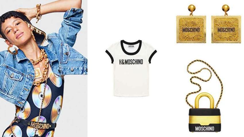 H&M x Moschino : 10 pièces coups de cœur à shopper rapido !