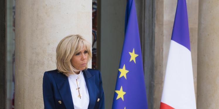 Brigitte Macron revient sur son passé de professeure et explique pourquoi elle s'engage contre le harcèlement scolaire