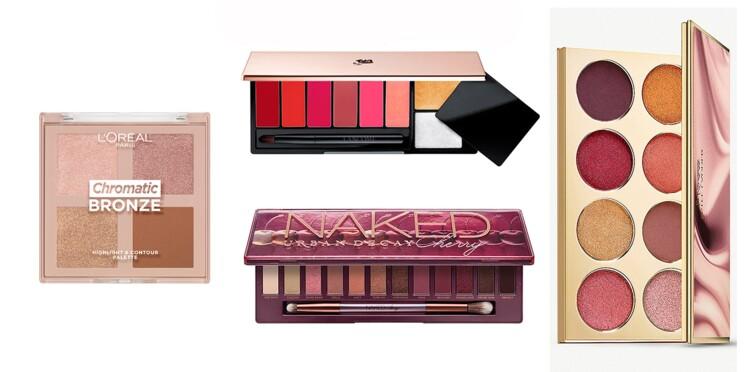 Top 20 de nos palettes de maquillage préférées