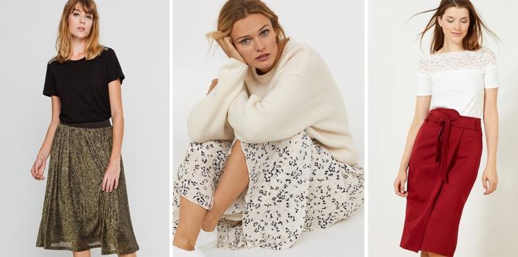 Les jupes les plus canons de la saison à shopper illico !