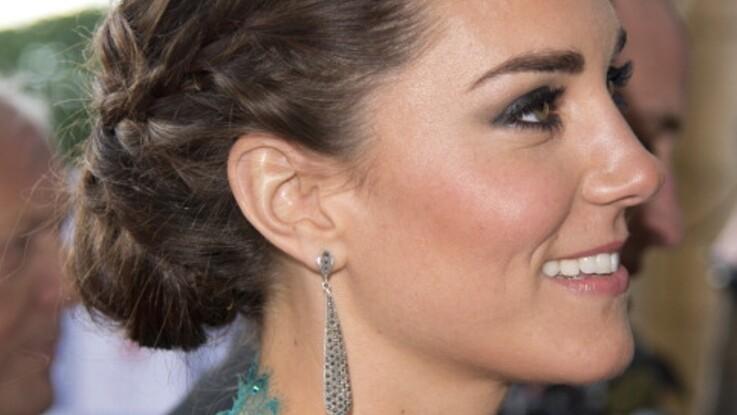 Kate Middleton, sublime dans une robe flashy qu'elle portait déjà en 2012