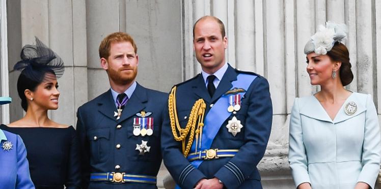 Meghan et Harry : pourquoi ils prennent leurs distances avec Kate et William