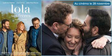 """""""Lola et ses frères"""" : Gagnez vos places de cinéma"""