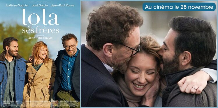 """""""Lola et ses frères"""" : Gagnez vos places de cinéma et des vinyles de la musique du film"""