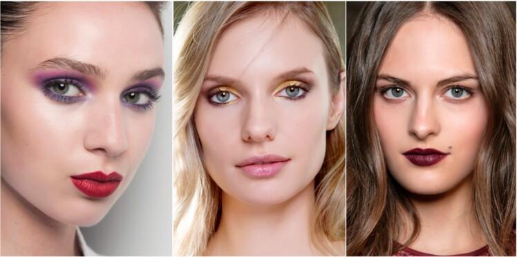 5 idées make-up pour une soirée