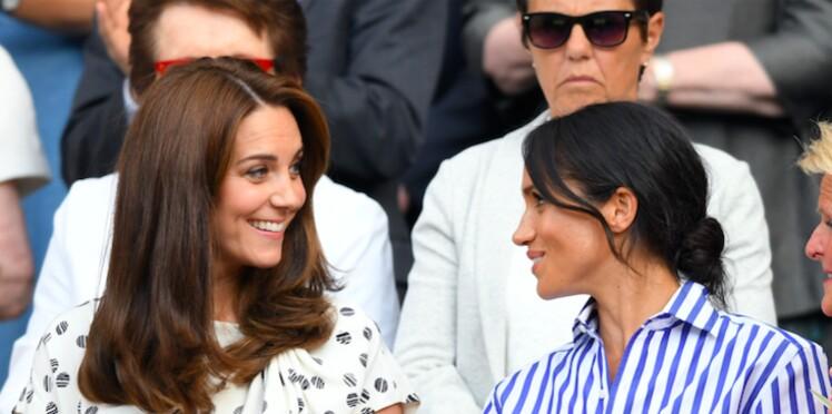 Entre Kate Middleton et Meghan Markle il y a de la tension dans l'air