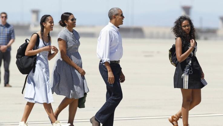 Michelle Obama révèle que ses filles sont nées d'une FIV