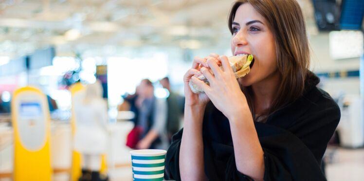 Dans quel aéroport les sandwichs sont-ils les plus chers ?
