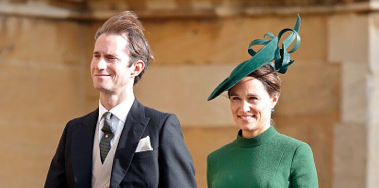 Pippa Middleton : le prénom de son fils (enfin) dévoilé !