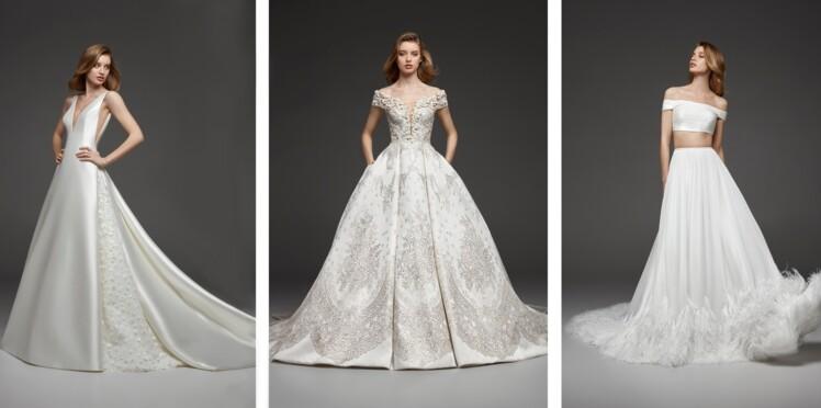 Robes de mariée : la collection Pronovias 2019