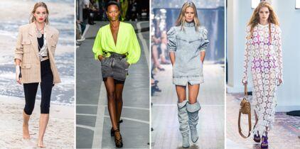 plusieurs couleurs meilleur service rechercher l'original Les tendances mode automne-hiver 2019-2020 : Femme Actuelle ...
