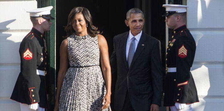 Michelle Obama explique comment elle a résolu ses problèmes de couple avec Barack Obama