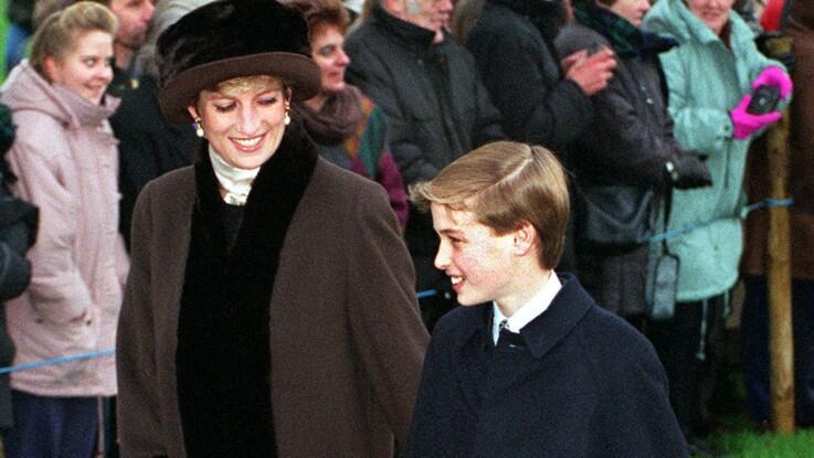 Lady Diana : l'adorable geste du prince William pour la réconforter lorsqu'elle pleurait