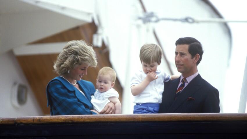 Lady Diana indignée par l'attitude du prince Charles et ses réflexions à la naissance d'Harry