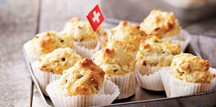 Muffins à l'Appenzeller®