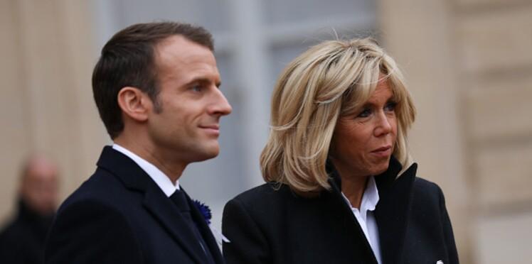 """Obsèques de Jean-Claude Trogneux : le discours """"émouvant"""" d'Emmanuel Macron en hommage au frère de Brigitte Macron"""