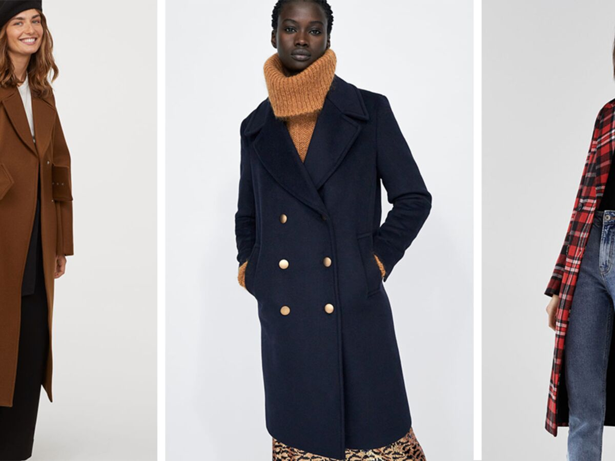 Mon style Mon manteau femme   Cache Cache