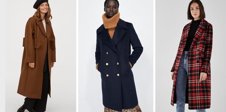 Manteau long et oversize : 20 nouveautés tendance pour un hiver stylé
