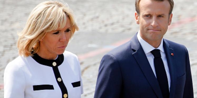 """Brigitte Macron : la blague d'Emmanuel Macron qui l'a """"consternée"""""""